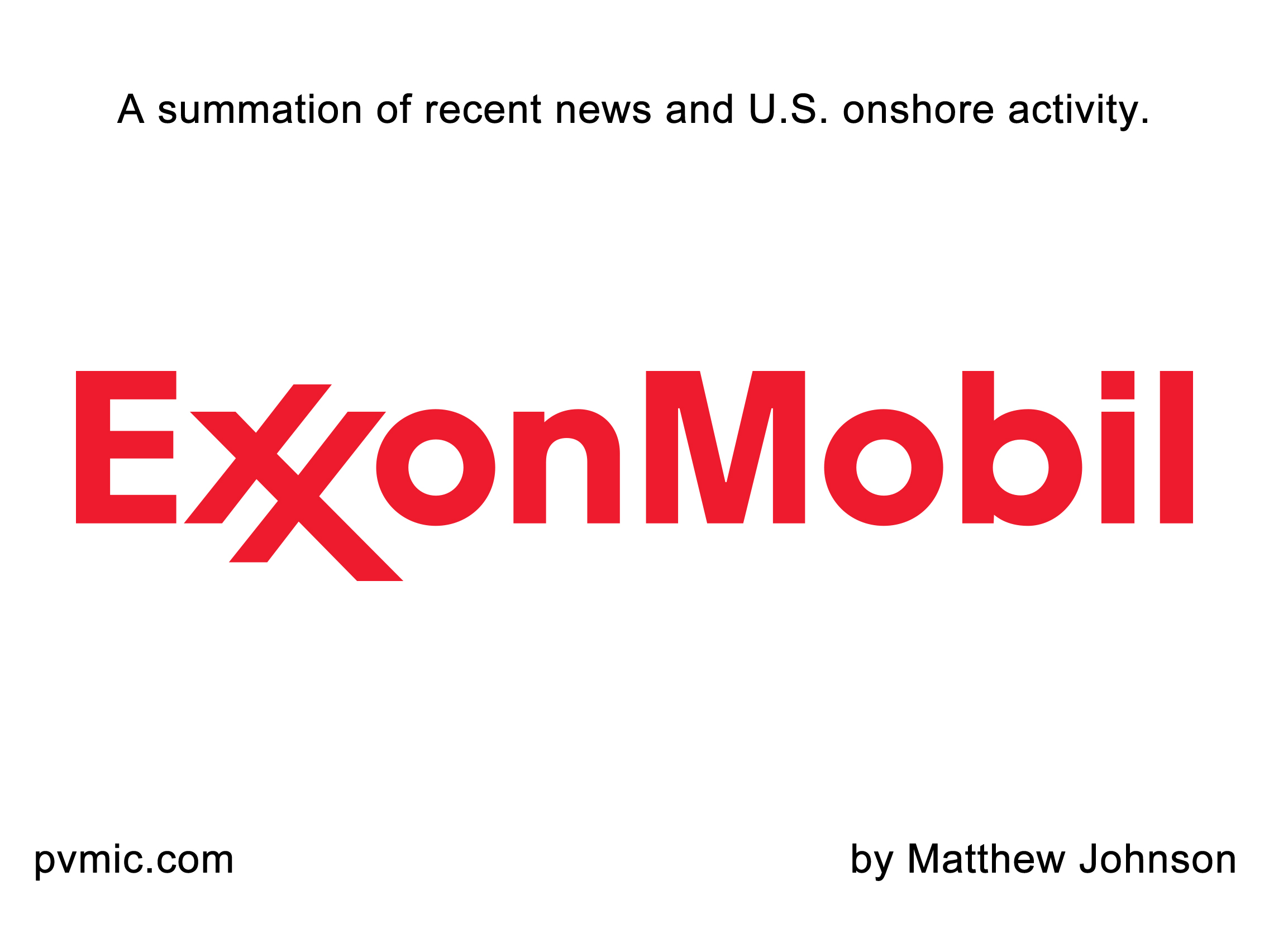 Does #Exxon Know The Value of Its Assets?