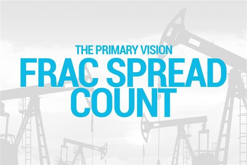 Frac Spread Count - Plus Four on the Floor